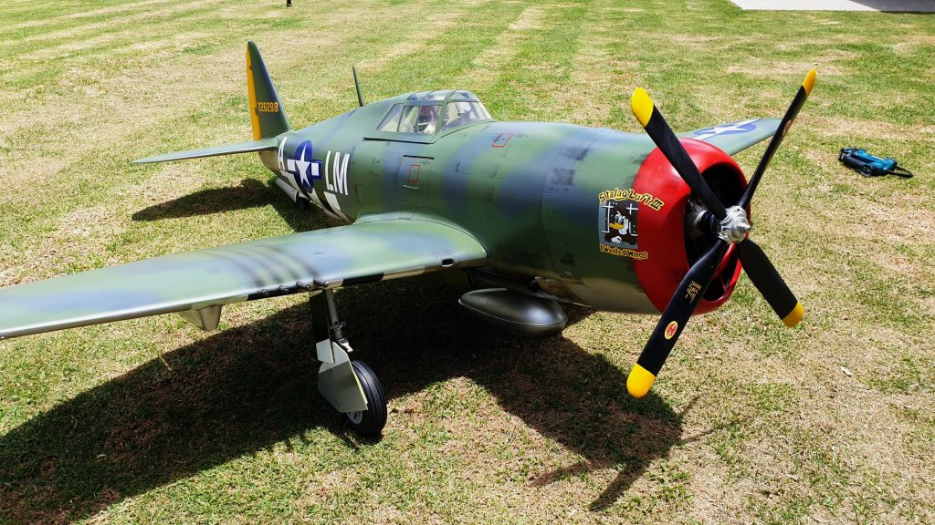 Warbirds fly-in
