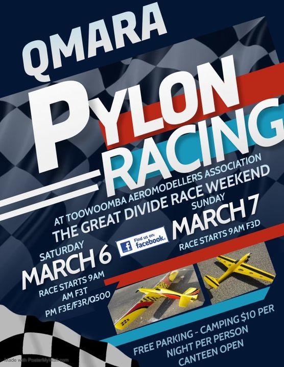 Toowoomba (TAA) - Pylon racing, The Great Divide Race Weekend