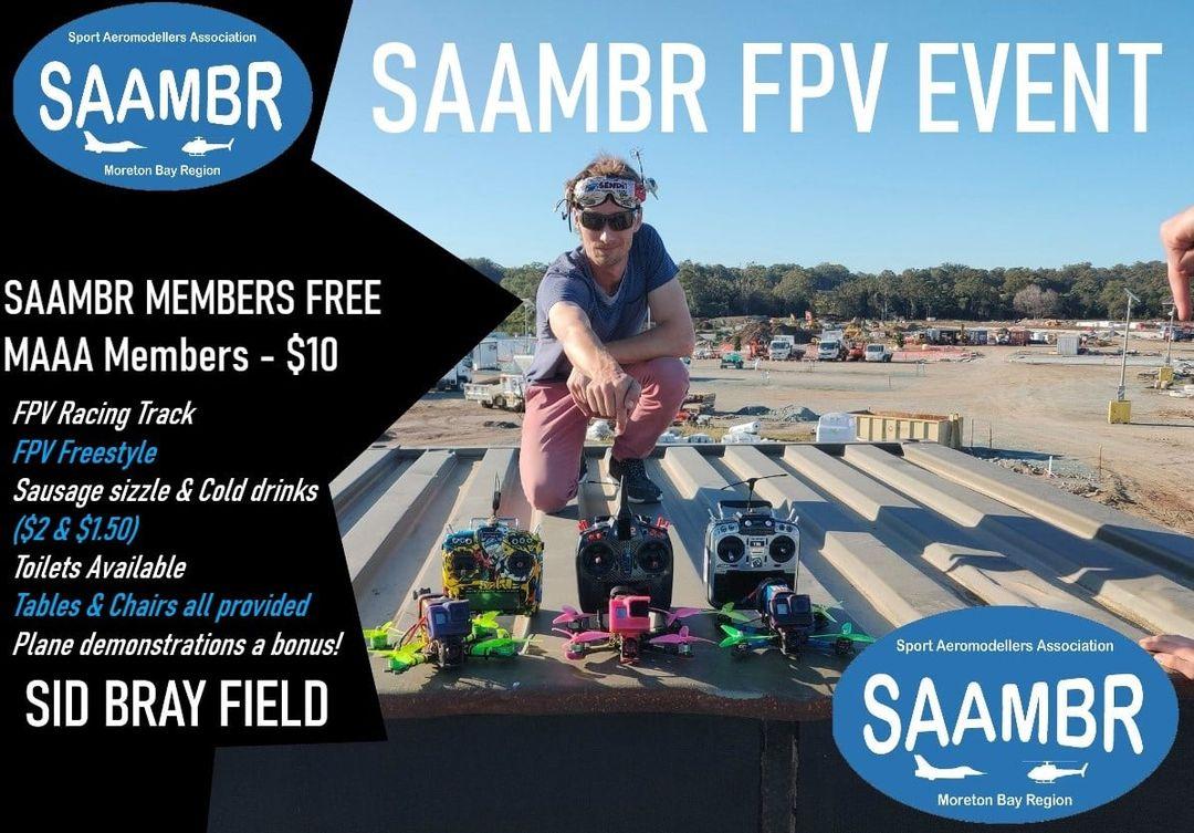 SAAMBR (Griffin) - FPV