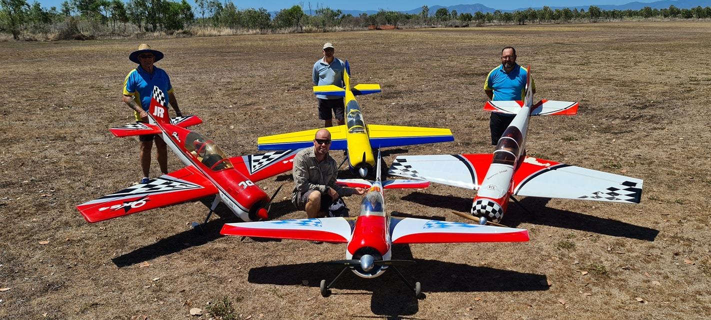 Townsville TAS - IMAC Aerobatics