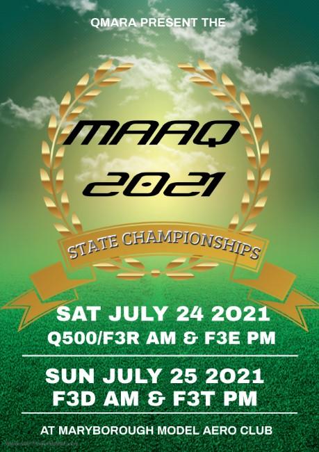 Maryborough - Pylon State Championships
