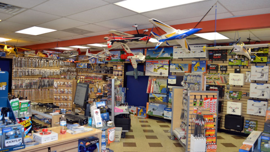 General Model Aircraft information equipment and accessories