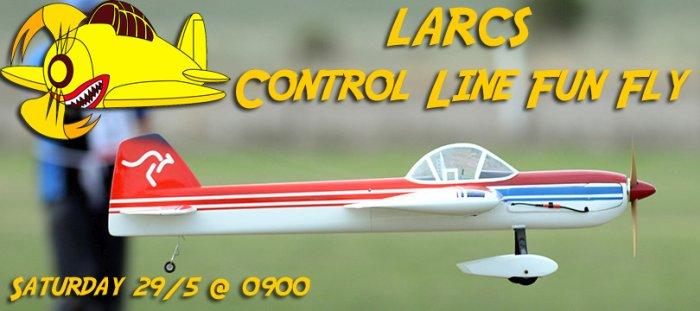 LARCS - Control Line Fun Fly