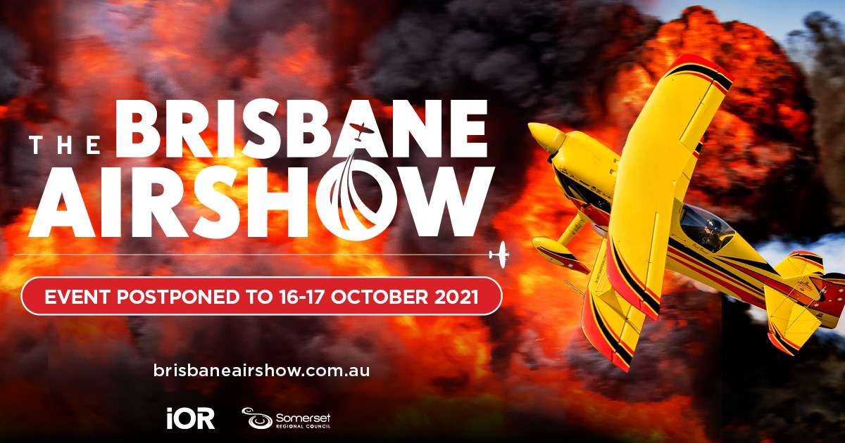 The Brisbane Airshow (Official!)